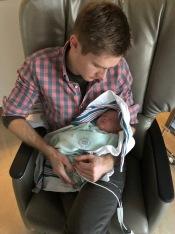 Quinn- 3 months old